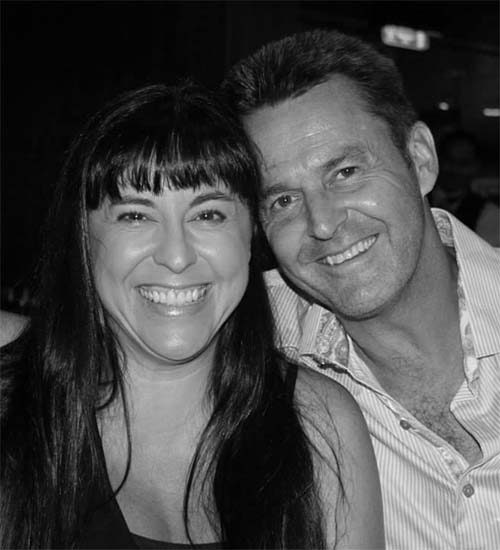 Steve and Tracy Webster
